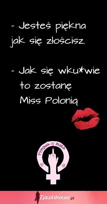 Miss Polonia!