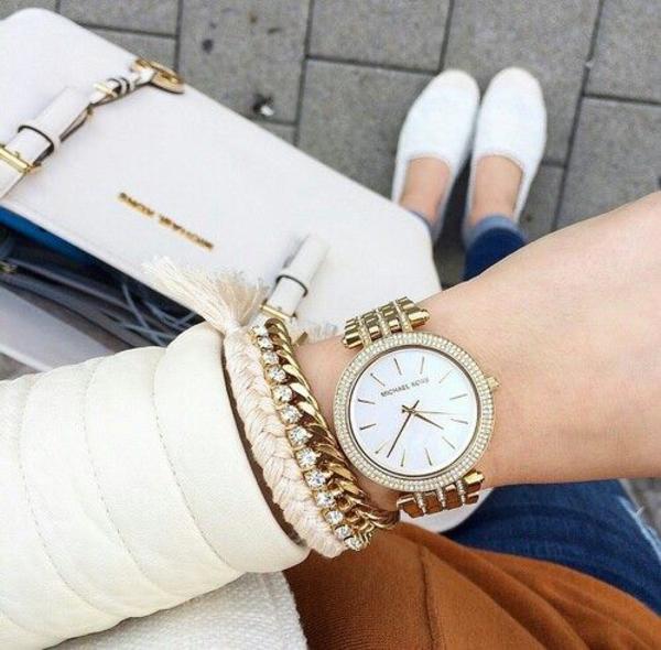 часы майкл корс фото на руке правильно куда наносить